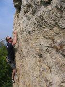Rock Climbing Photo: top.