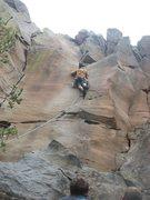 Rock Climbing Photo: Griffo