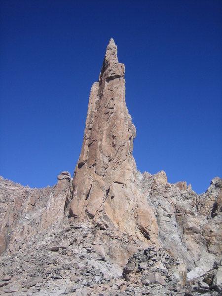 Rock Climbing Photo: El Campa!