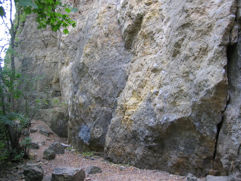 Rock Climbing Photo: annadonia area.