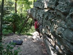 Rock Climbing Photo: Lisa Cecchini Horse Pens 40 Photo by Jarred Cleerd...