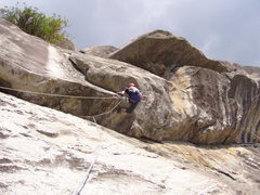 Rock Climbing Photo: Mirage FFA P3 Will Loftus
