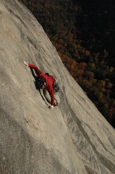 Rock Climbing Photo: Mirage FFA P4 W Roy