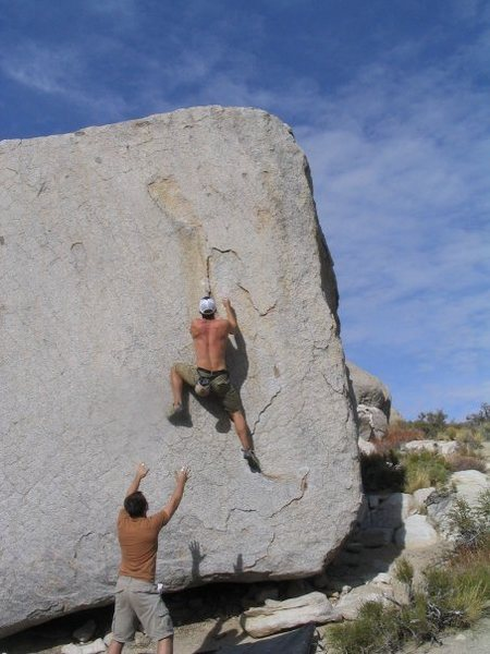 Rock Climbing Photo: Jedi Mind Tricks