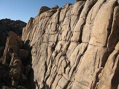 Rock Climbing Photo: Atlantis. Photo by Blitzo.