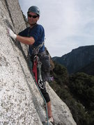 Rock Climbing Photo: A fine day at Reeds- Ejesta!