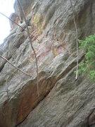 Rock Climbing Photo: The start for the East Ridge.