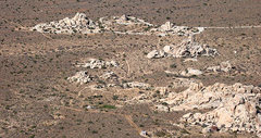 Rock Climbing Photo: Ryan Campground area from Ryan Mountain. Photo by ...
