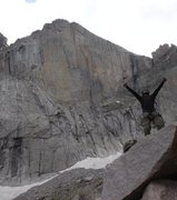 Rock Climbing Photo: Lovin the Alpine