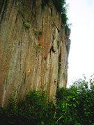 Rock Climbing Photo: Matt McCormick working Wheelin N' Dealin