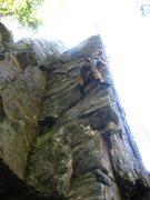 Rock Climbing Photo: Lost Religion