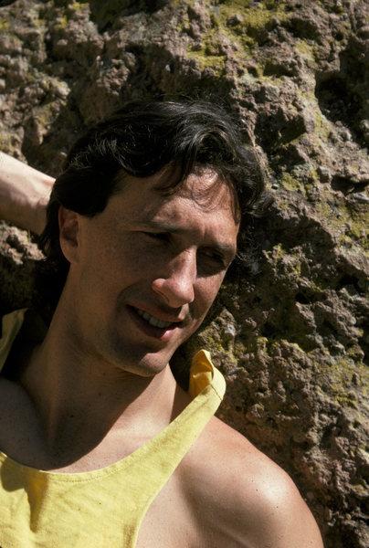 Rock Climbing Photo: Russ Clune