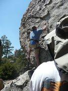 Rock Climbing Photo: glenn on Lurchin Urchin