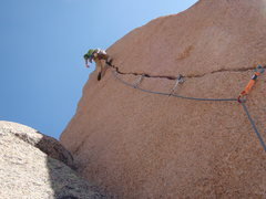 Rock Climbing Photo: From below.