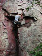 Rock Climbing Photo: Photo by Chris treggE.