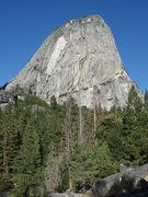 Rock Climbing Photo: Liberty Cap