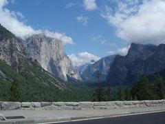Rock Climbing Photo: tunnel view