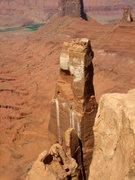Rock Climbing Photo: bird's eye view