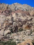 Rock Climbing Photo: Strawberry Hill