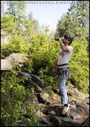 Rock Climbing Photo: BEER belay!