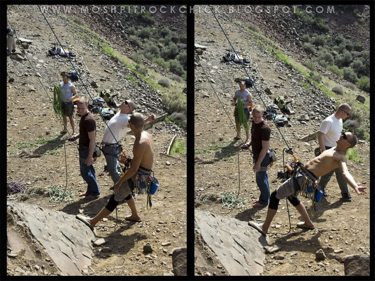 Rock Climbing Photo: i'm not sure