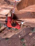 Rock Climbing Photo: Following P1
