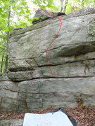 Rock Climbing Photo: You might want to do some gardening up there befor...