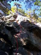 Rock Climbing Photo: Ape and Essence