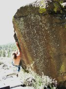 Rock Climbing Photo: Arkansas River bouldering.