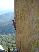 Rock Climbing Photo: Chris B. from Tampa, FL, yes Tampa. Scirocco, Sorc...