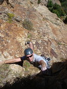 Rock Climbing Photo: The stem, but possibly a look of worry?