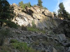 Rock Climbing Photo: anarchy climbers