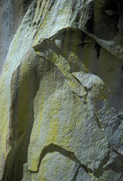 Rock Climbing Photo: Pyromania