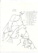 Rock Climbing Photo: Citadel North Face