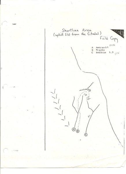 Citadel Shortline Area