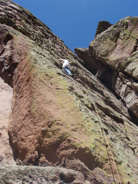 Rock Climbing Photo: Body Tremors 11 stars