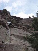 Rock Climbing Photo: Cruisin' for Burgers
