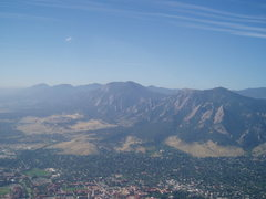 Rock Climbing Photo: FLATIRONS!