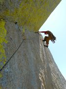 Rock Climbing Photo: The 12a traverse photo by Darshan Ahluwalia