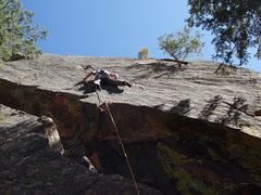 Rock Climbing Photo: Prince Of Darkness
