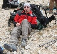 Rock Climbing Photo: break time