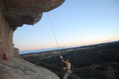 Rock Climbing Photo: Moonsault.