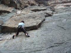 Rock Climbing Photo: no Dry Heaves on TR