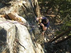 Rock Climbing Photo: Boxelder forks