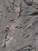 Rock Climbing Photo: Cobb Rock.