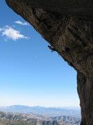 Rock Climbing Photo: sending Hard Day at the Orifice
