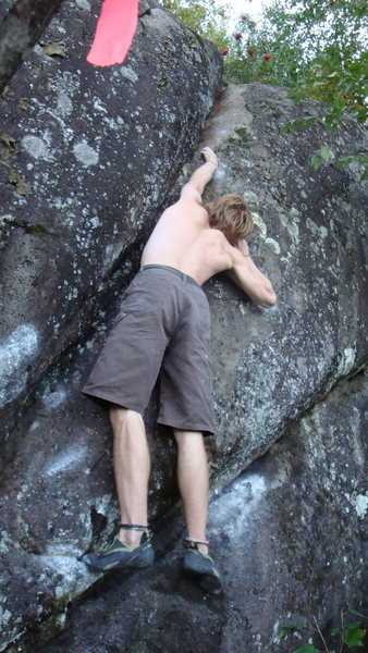 """Rock Climbing Photo: """"The Powers That Be"""""""
