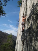 Rock Climbing Photo: Wikswo on CED