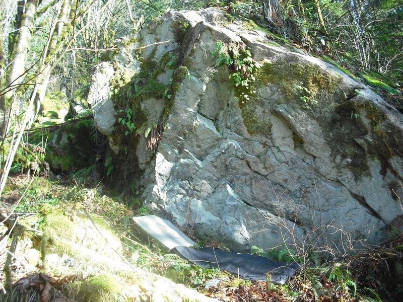 The Cereal Boulder