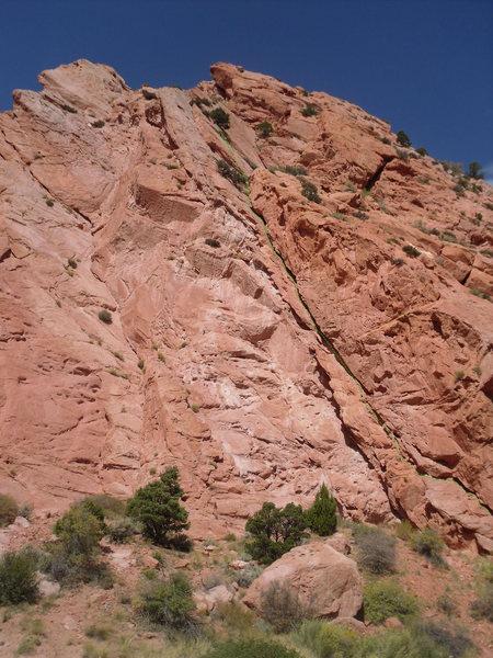 Rock Climbing Photo: informative